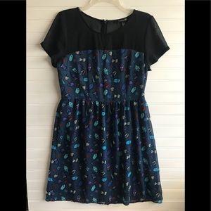 Forever 21 Beetle Dress